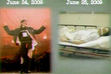 michael jackson death bed the micheal jackson singer music producer songwriter