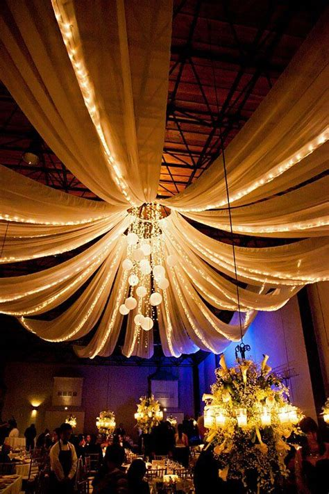 Ceiling Ideas For Wedding Reception by Best 20 Tulle Ceiling Ideas On Ceiling