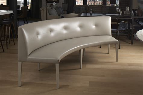 contemporary dining benches claire banquette contemporary dining benches new