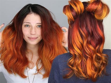 copper hair color shades  swoon  fashionisersc