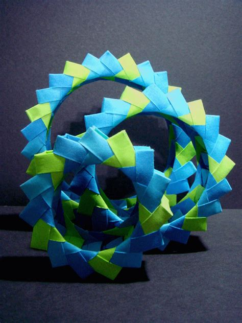 How To Make Paper Gears - origami gears by metranisome on deviantart