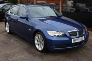 2007 Bmw 325i 8197 2007 Bmw 325i Se 4dr Montego Blue For Sale On Car