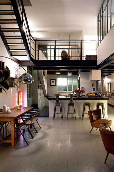 Loft Space Ideas parisian dream loft interior design