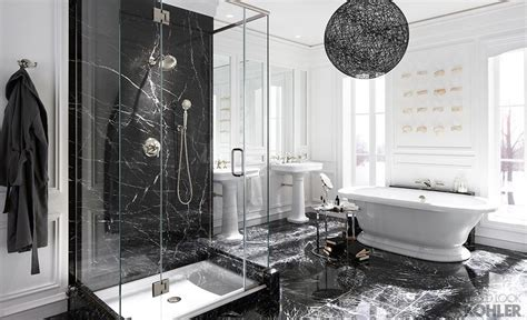 black marble bathroom how black marble can make your home more glamorous