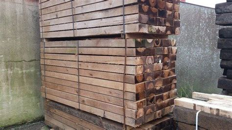 Wooden Sleepers For Sale 17 Best Ideas About Railway Sleepers For Sale On