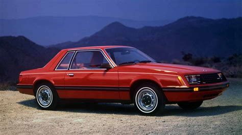 how can i learn about cars 1980 ford thunderbird electronic valve timing 8 worst muscle cars of the 1980s