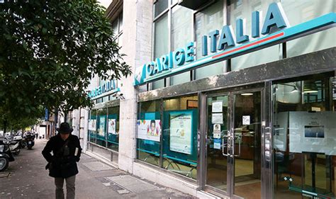 carige banking italy bank crisis news bank carige demands injection