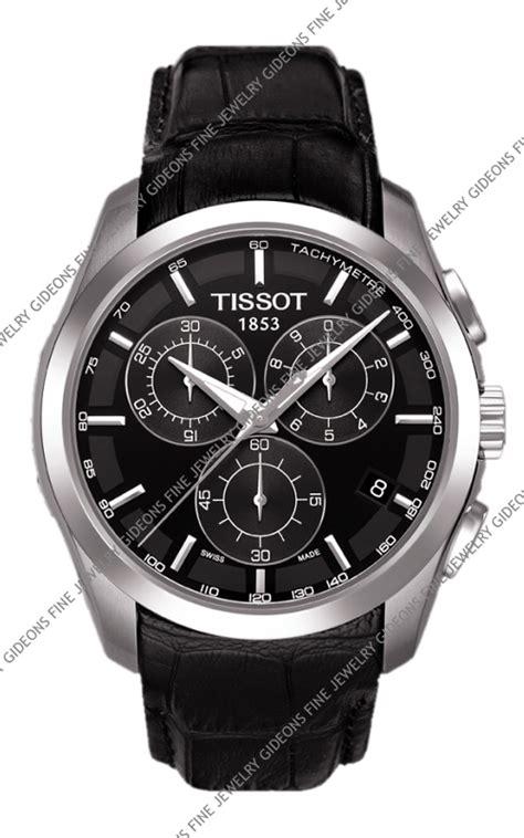 Tissot T035 617 16 051 00 Original t035 617 16 051 00 tissot couturier quartz chronograph black tissot watches