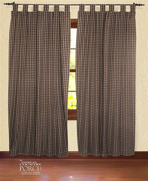 williamsburg curtains williamsburg navy tab top window curtain panels
