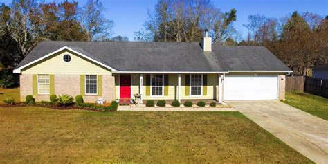 homes for sale in silverwood subdivision fairhope al