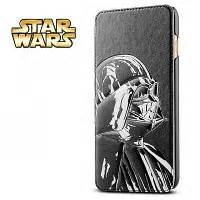 Iphone 6 6s Casing Cover Lucu Starwars Leather Bb 8 iphone 6 plus 6s plus wars darth vader leather