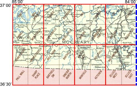kentucky map corbin whaem2000 bbm files corbin kentucky epa center for