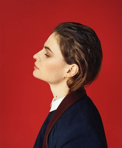 christine michael with short hair christine and the queens une chanteuse originale