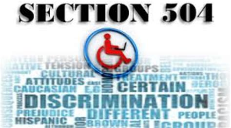 section 504 of public law 93 112 important legislation of special education services