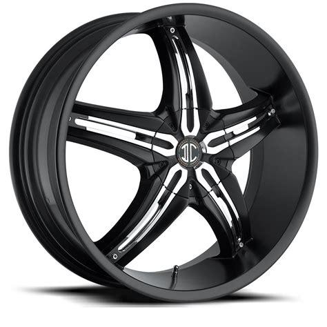 black chrome 2 crave alloys no5 wheels socal custom wheels