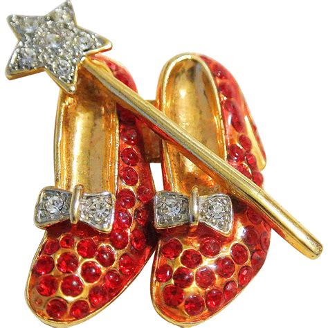 ruby slippers for ruby slippers wand wizard of oz dorothy s shoes