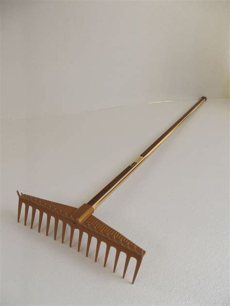 rug rake vintage 60 s 70 s sears shag carpet rake other household items carpets shag