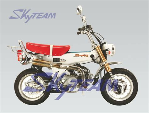 Skyteam Motorrad by Skyteam 125ccm 4 Takt Skymax Dax Pro Tuning Motorrad Ewg