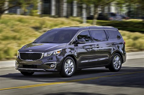 09 Kia Sedona 2016 Kia Sedona Reviews And Rating Motor Trend