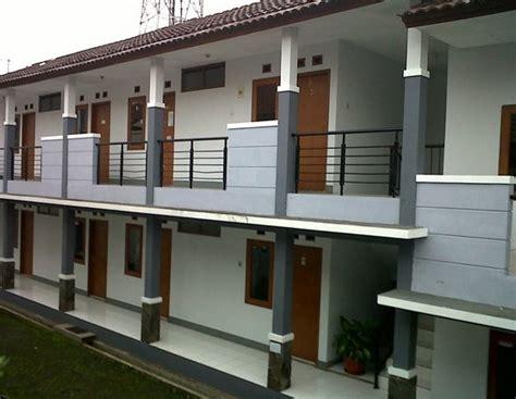 desain depan rumah kontrakan tips untuk desain rumah kost minimalis 2 lantai cv