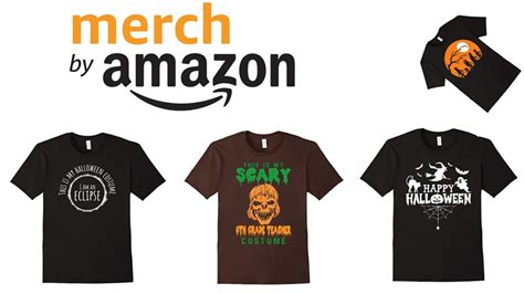 design t shirt amazon merch by amazon researching designs for halloween read