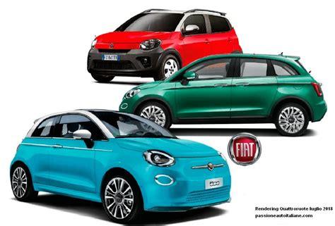 Fiat Modelli 2020 by Fiat 500 Nuovi Modelli In Arrivo Forum Di Quattroruote
