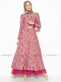 Jilbab Pashmina Vienna sleeve evening gown in lace and satin 29621 dressup sleeve