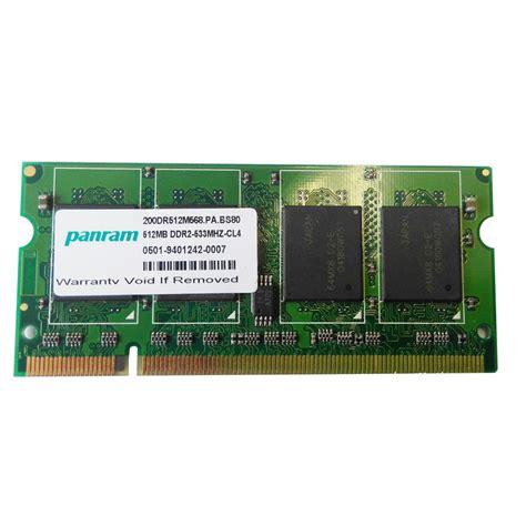 Ram Sodimm Ddr2 512 Mb 512 mb ram laptop sodimm panram 200dr512m568 ddr2 pc2