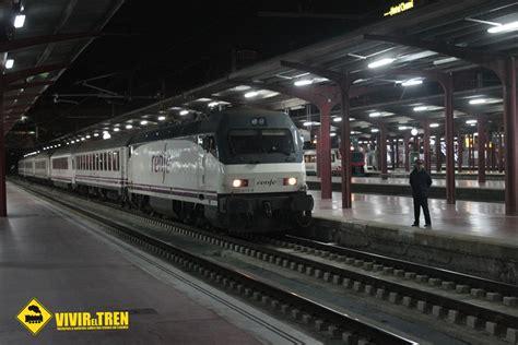tren estrella vivir el tren historias de trenes galer 237 a fotogr 225 fica tren estrella costa brava madrid barcelona vivir el tren historias de