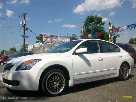 nissan altima custom rims 2007 nissan altima 2 5 s custom wheels photo 50744709