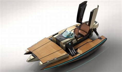 innovative catamaran design kormoran s new innovative yacht design will redefine
