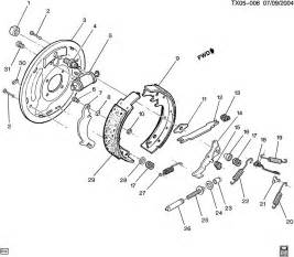 Jb5 Brake System Brake Asm Rear Drum