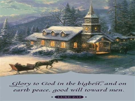thomas kincade christmas cards