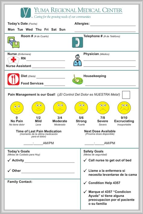 hospital rounding template hospital icu quotes
