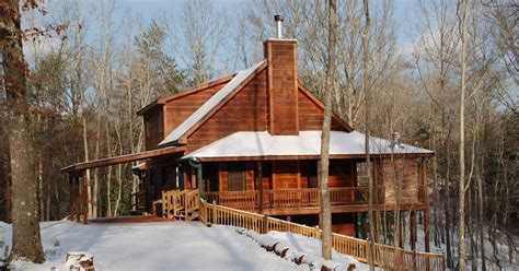 Cabins In Ga Mountains by Cabin Rentals Snow In Mountains