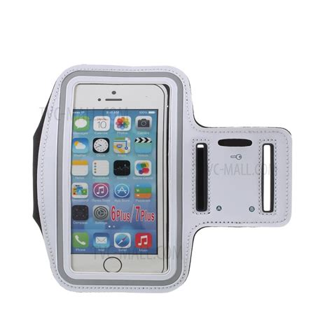 Sports Armband For Iphone 6 7 8 5 5 inch running sports armband cover for iphone 8 plus 7 plus 6s plus 6 plus