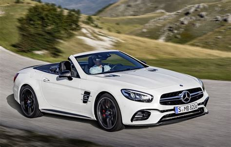 mercedes bench 2016 mercedes benz sl leaked online before la debut performancedrive