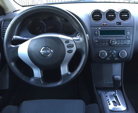 2008 Nissan Altima 2 5 S Interior by 2008 Nissan Altima Coupe Pictures Cargurus