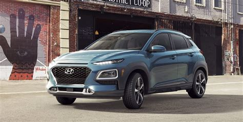 Hyundai Kona 2020 Colors by 2020 Hyundai Kona Sel Exterior Color Options 2020 Hyundai