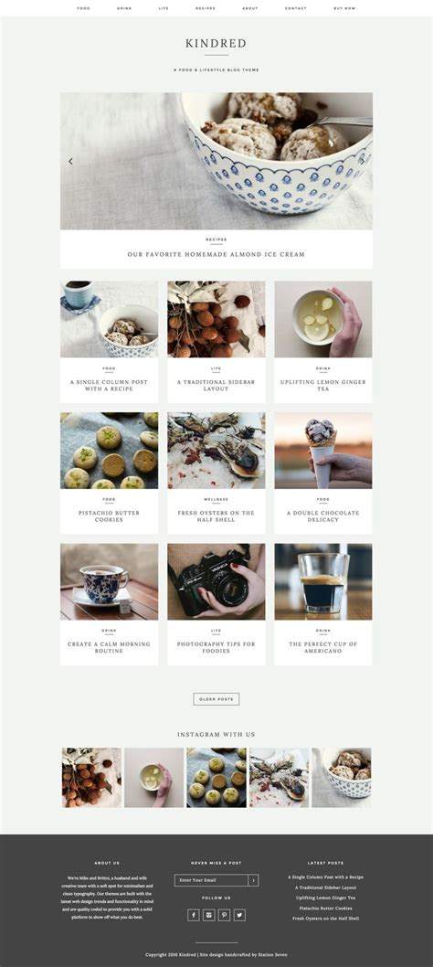 themes in the book kindred kindred wordpress theme posts the o jays and lifestyle