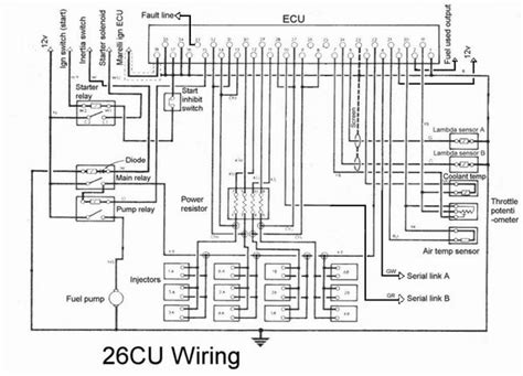 jaguar xj6 wiring diagram efcaviation