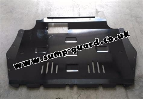 steel sump guard  volkswagen caddy