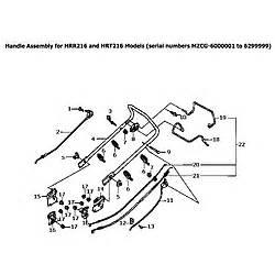 Honda Hrr2169vka Manual Honda Lawn Mower Parts Model Hrt216 Sears Partsdirect