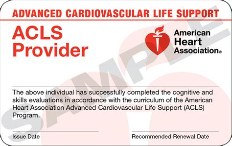 pals provider card template how to get basic cardiac support certification how to