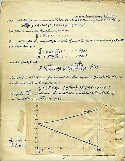 Albert Einstein Essays by Original Einstein Paper Found General Science Hyscience