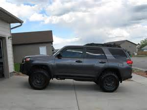 Toyota 4runner Black Rims Picture Of Trd Wheels Autos Post
