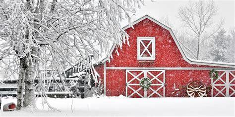 home secrets 10 glamorous winter decor ideas snow drift beautiful winter barn photos winter snow pictures