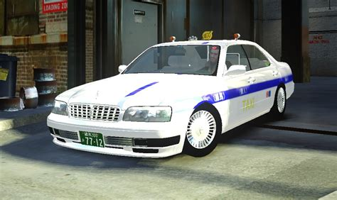 nissan cedric taxi gta gaming archive