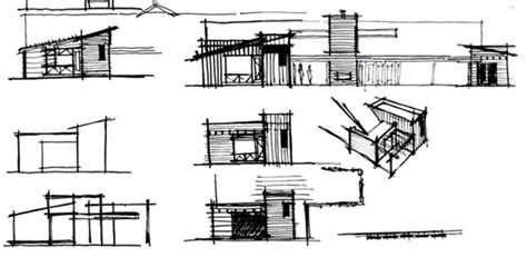 Steep Site House Plans architecture process sketching myd blog moss yaw