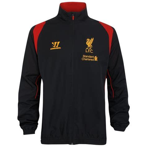 Pins Jacket Liverpool lfc black presentation jacket liverpool fc